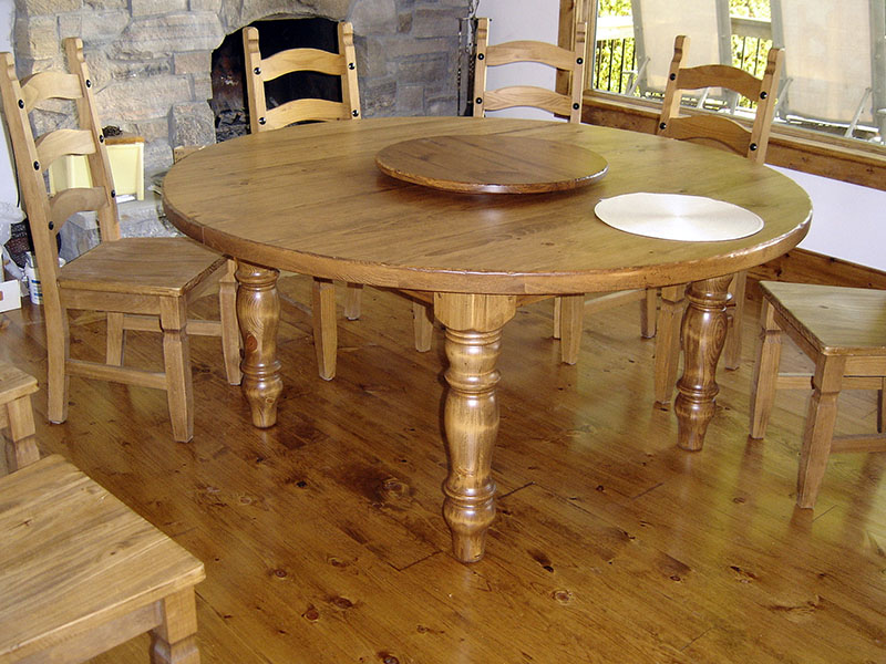 52 Round Table.52 Inch Round Table Loris Decoration