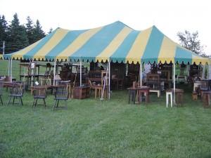 Annual VIP Tent Sale