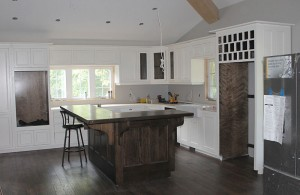 Custom Executive Kitchen - Inquire