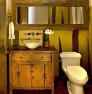 Vintage Rustic Vintage Pine Vanity 42x20x34 - custom avail